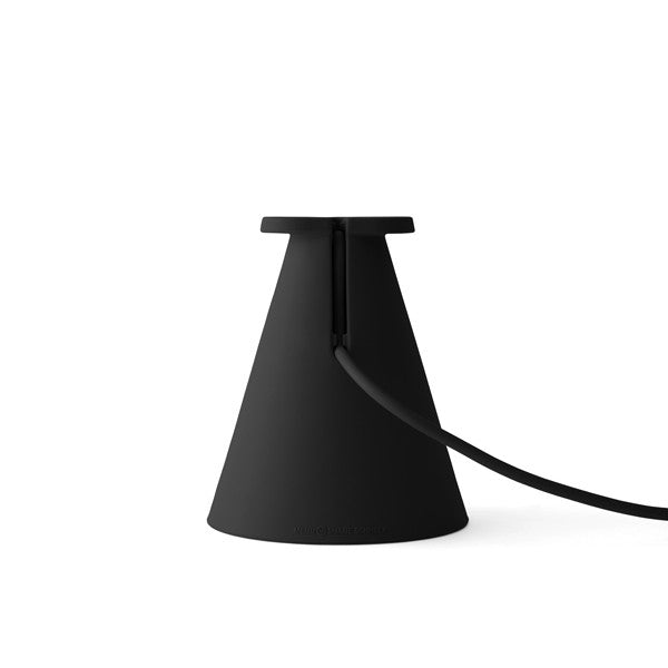 Bollard Lamp Black by Shane Schneck for Menu - Vertigo Home