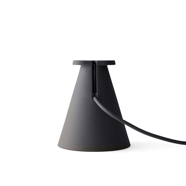 Bollard Lamp Carbon by Shane Schneck for Menu - Vertigo Home