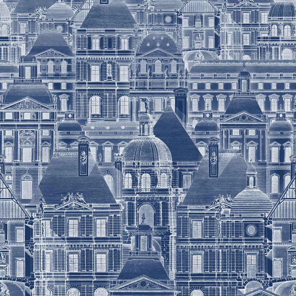 Louvre Wallpaper by MINDTHEGAP
