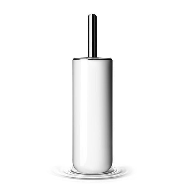 Norm Bath Toilet Brush - White by Menu - Vertigo Home