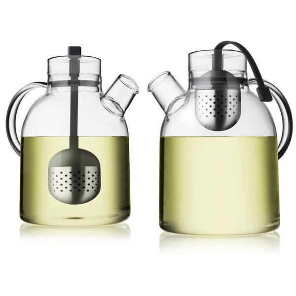 Norm Glass Kettle Teapot by Menu