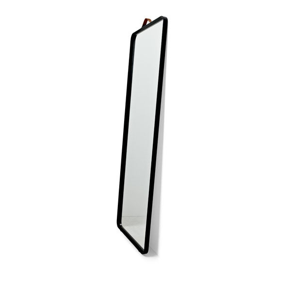 Norm Floor Mirror Black by Norm Architects for Menu - Vertigo Home