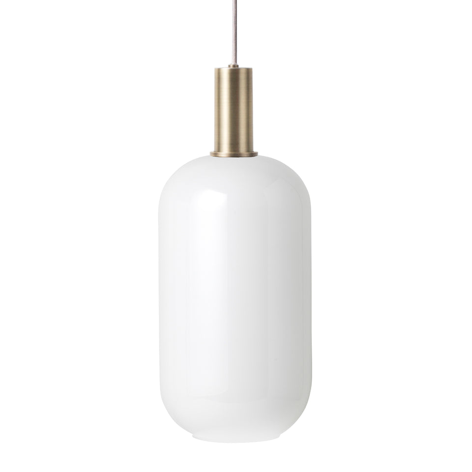 Opal Shade - White by Ferm Living