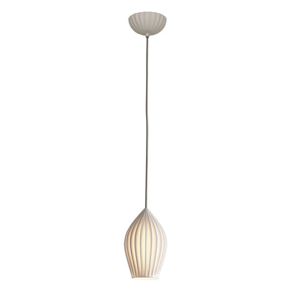Fin Medium Pendant Light by Original BTC - Vertigo Home