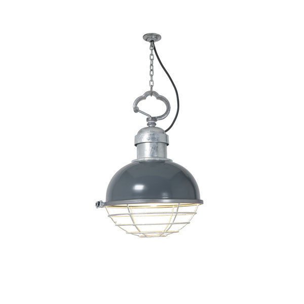 Oceanic Pendant Large Basalt Grey by Original BTC / Davey Lighting - Vertigo Home
