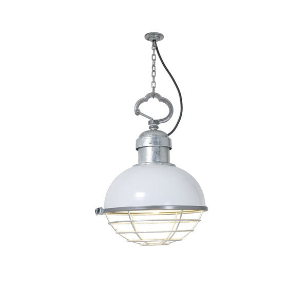 Oceanic Pendant Medium White by Original BTC / Davey Lighting