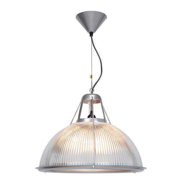 Phane Prismatic Glass Pendant Large by Original BTC - Vertigo Home