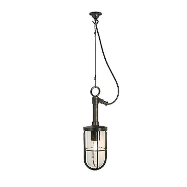 Ship's Well Glass Pendant by Original BTC / Davey Lighting - Vertigo Home