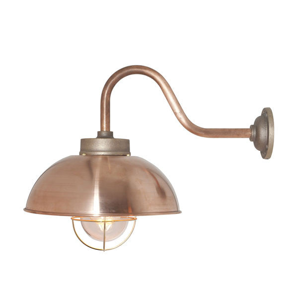 Shipyard Wall Light Copper by Original BTC / Davey Lighting