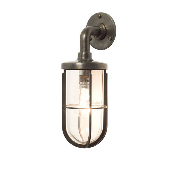 Weatherproof Ship's Well Glass Wall Light 7207 by Original BTC / Davey Lighting - Vertigo Home