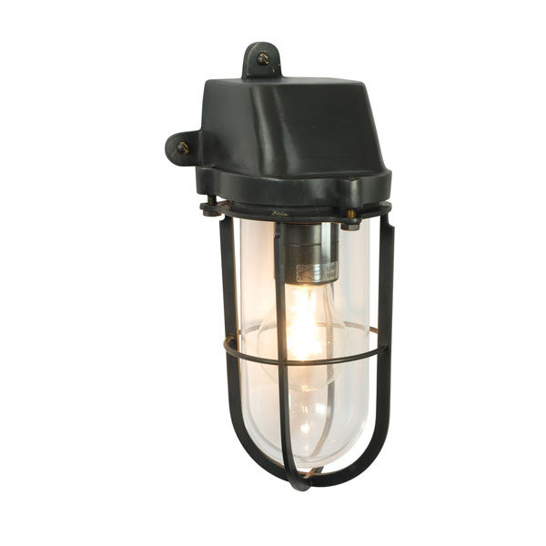 Weatherproof Ship's Well Glass Wall Light 7401 by Original BTC / Davey Lighting - Vertigo Home