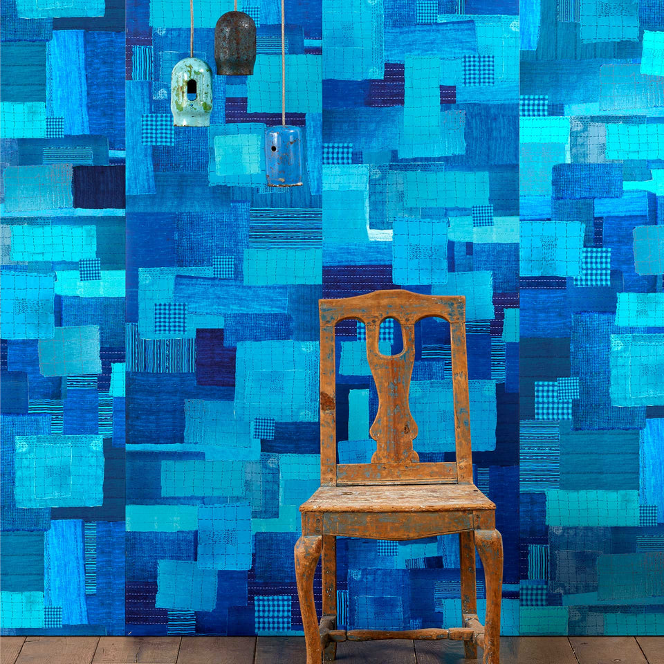 Shibori PNO-03 Addiction Wallpaper by Paola Navone + NLXL