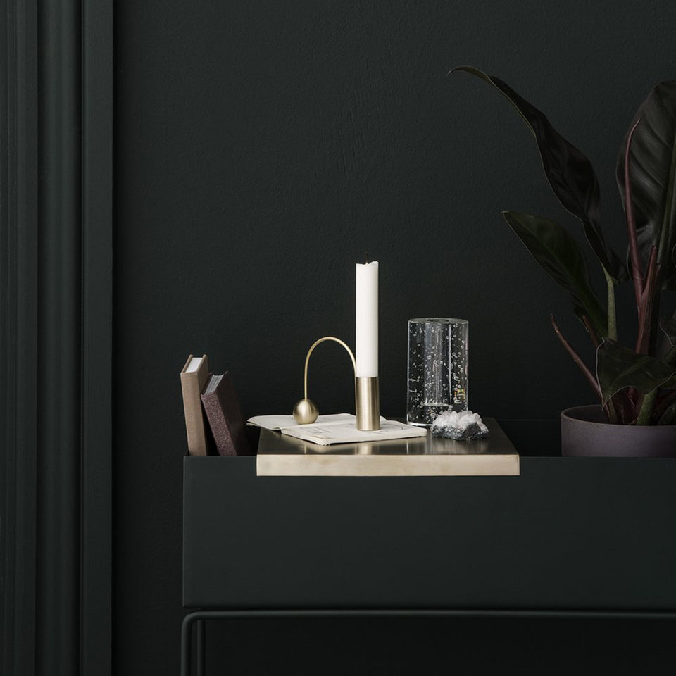 Tray for Plant Box - Brass by Ferm Living