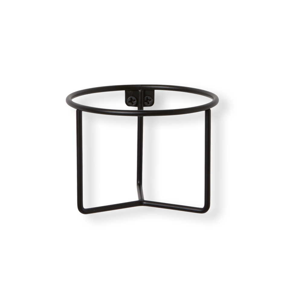 Plant Holder - Black by Ferm Living