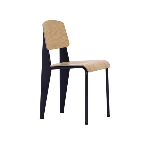 Bon Standard Chair By Jean Prouvé For Vitra