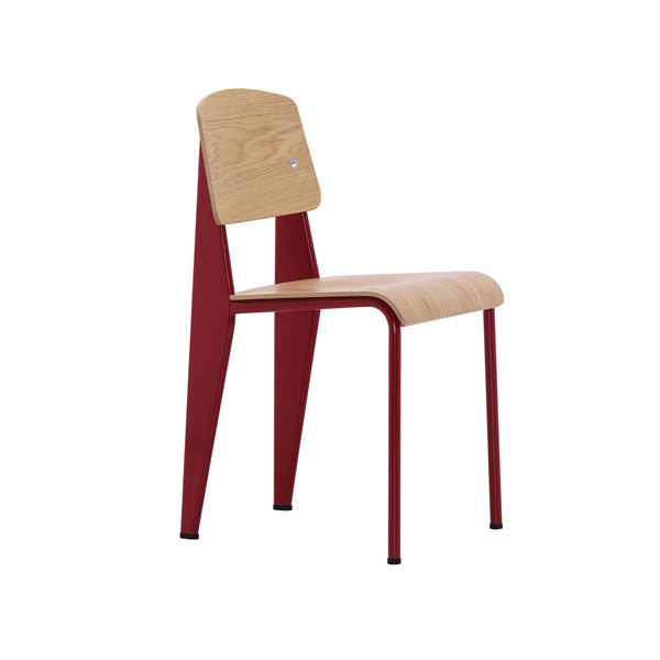 Standard Chair by Jean Prouvé for Vitra