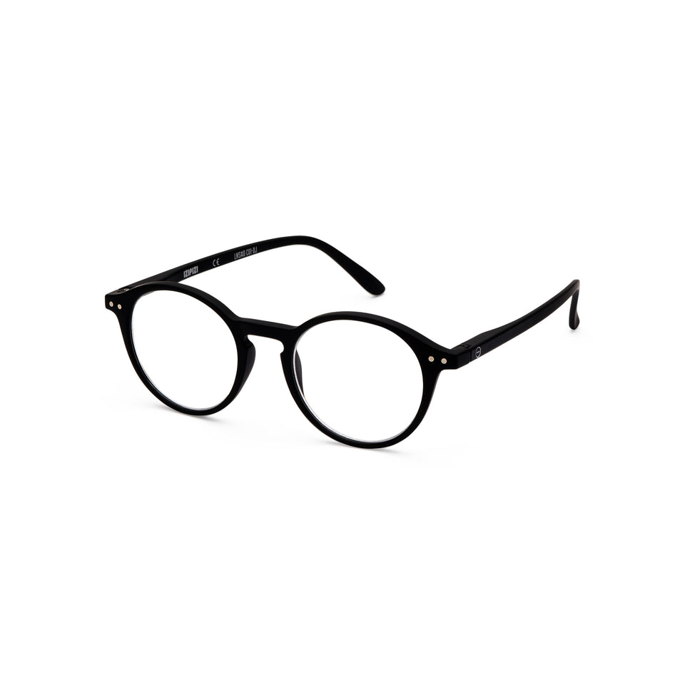 Black #D Screen Glasses by Izipizi