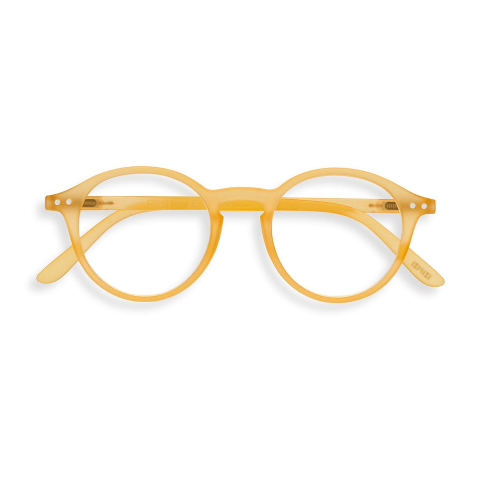 Honey Yellow #D Reading Glasses by Izipizi