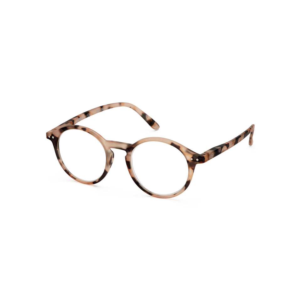 Light Tortoise #D Reading Glasses by Izipizi