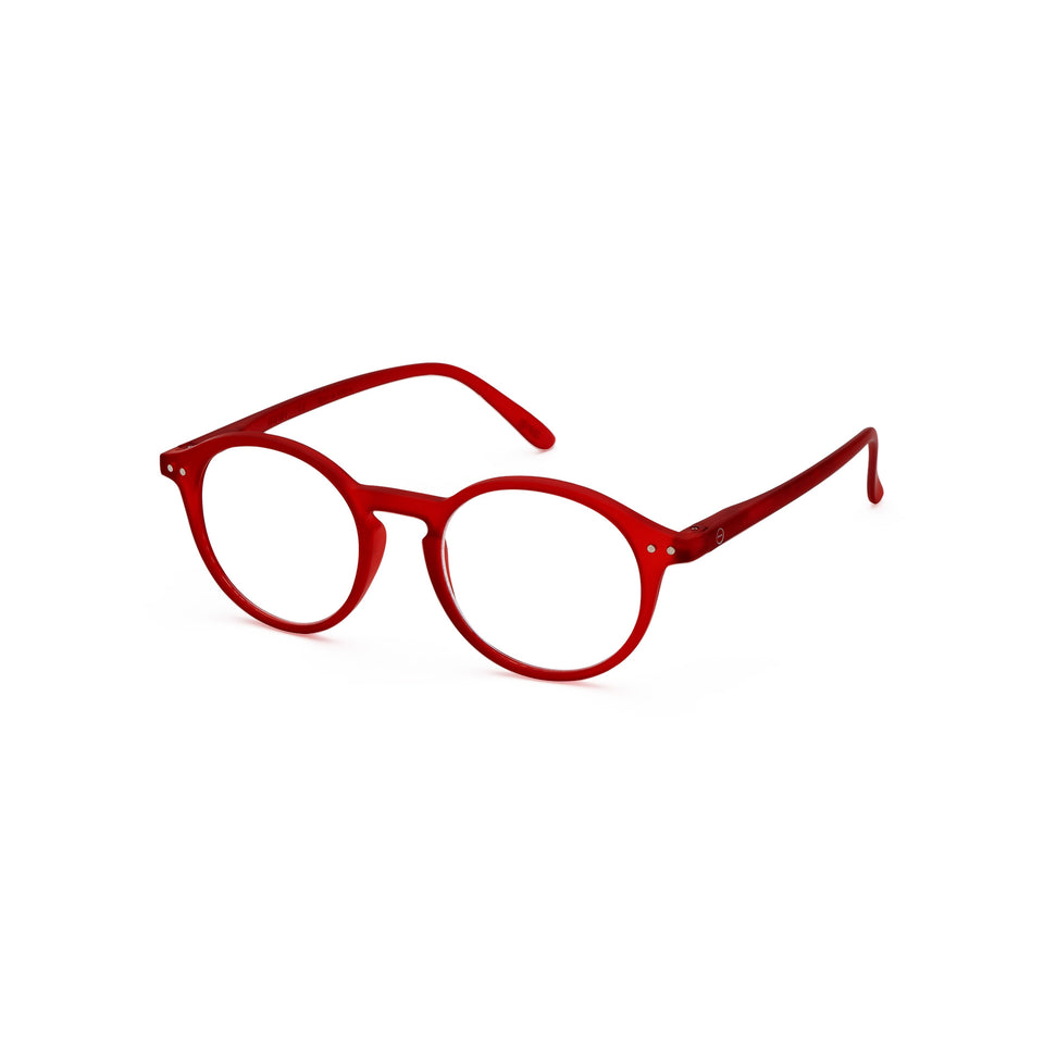 Red Crystal #D Screen Glasses by Izipizi