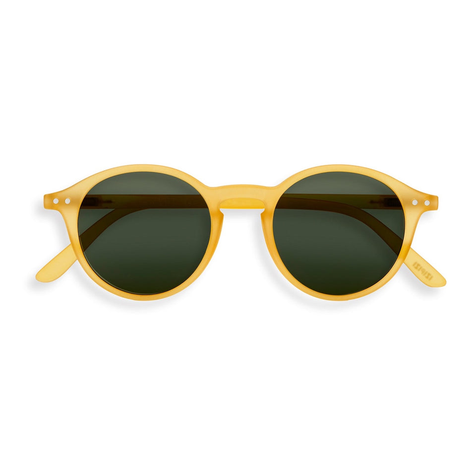 Honey Yellow #D Sunglasses by Izipizi