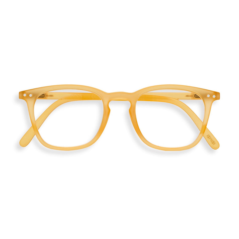 Honey Yellow #E Reading Glasses by Izipizi