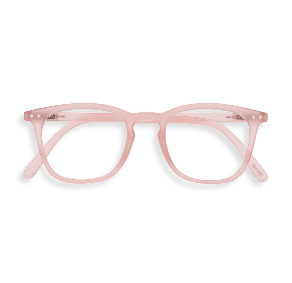 Pink #E Reading Glasses by Izipizi