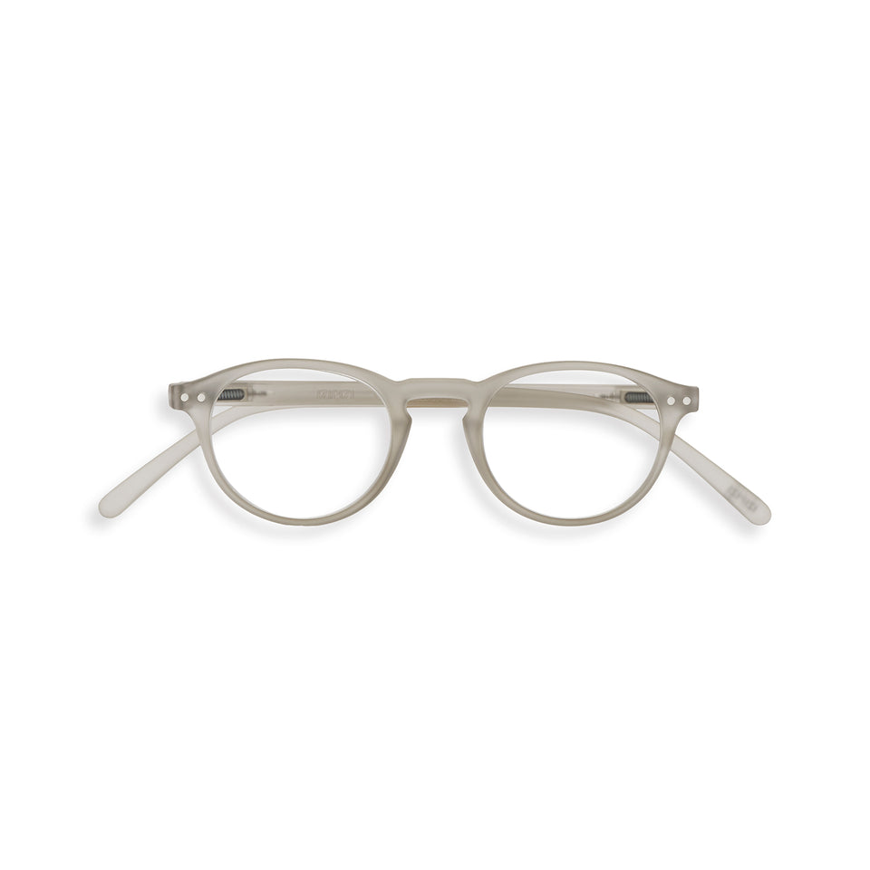 Defty Grey #A Reading Glasses by Izipizi - Limited Edition