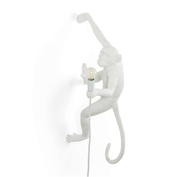 Seletti Monkey Lamp - Hanging Right
