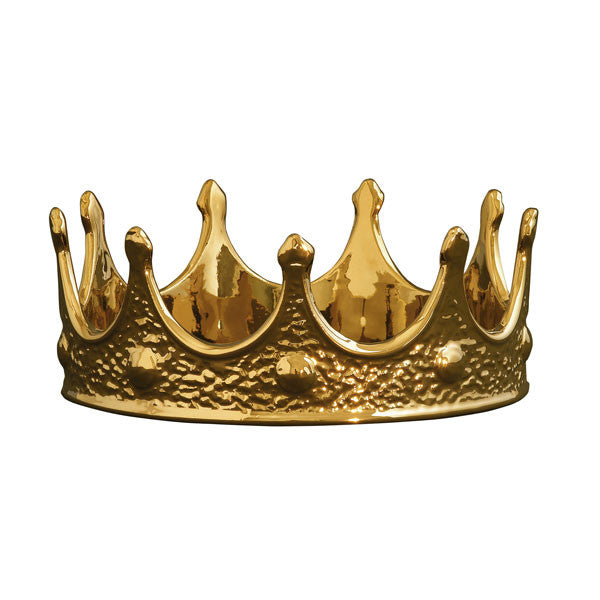 Seletti Memorabilia My Crown Gold Limited Edition - Vertigo Home