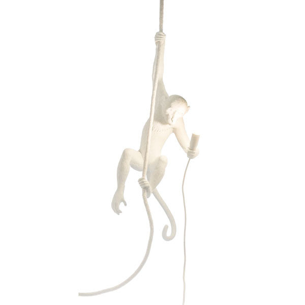 Seletti Monkey Lamp - Ceiling - Vertigo Home