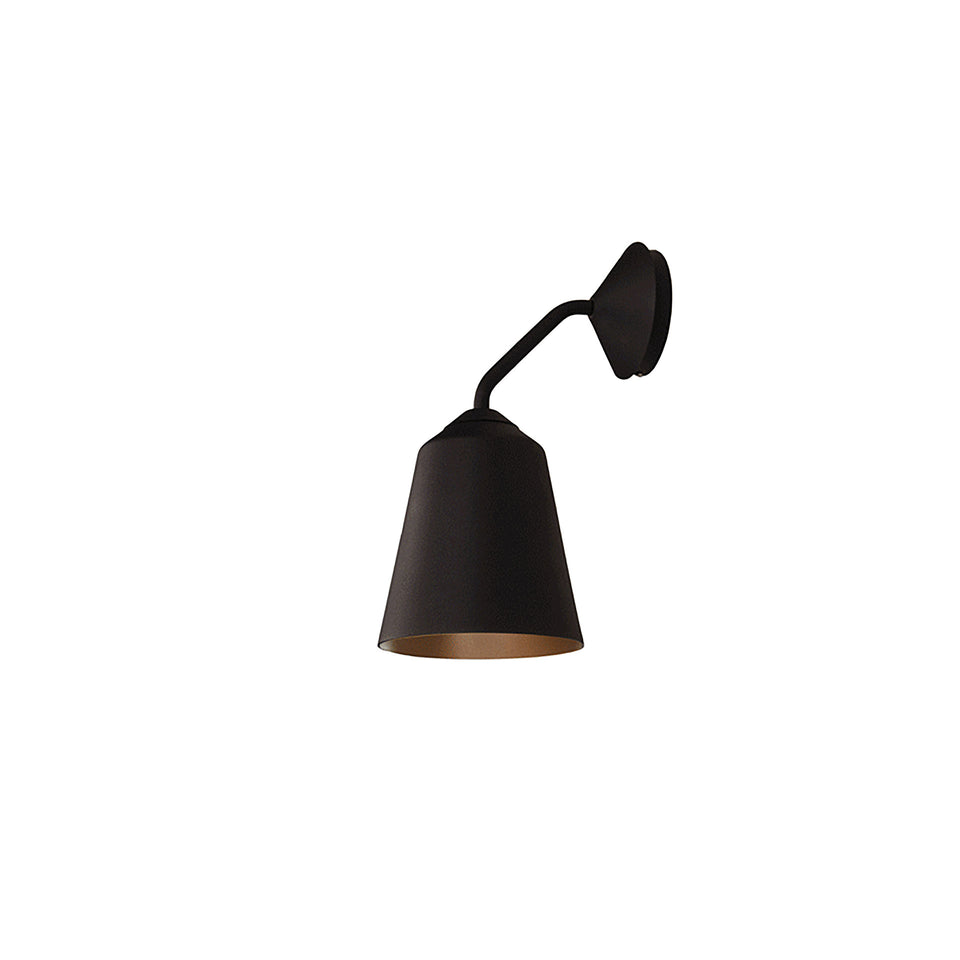 Circus Wall Sconce - Black by Corinna Warm for WARM