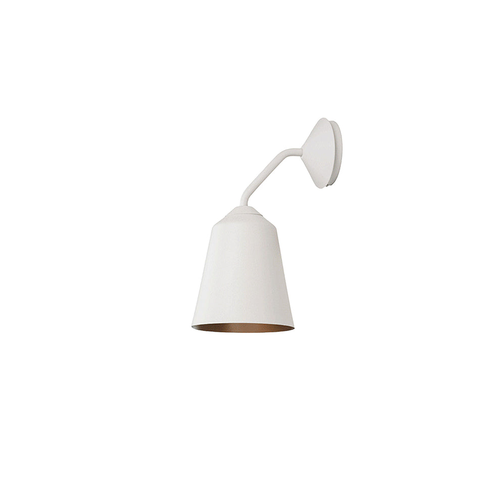 Circus Wall Sconce - White by Corinna Warm for WARM