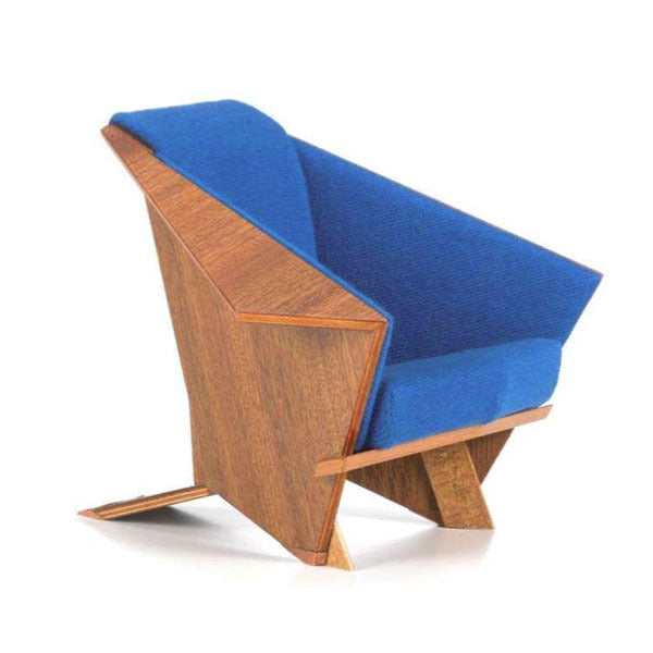 Vitra miniature frank lloyd wright taliesin west chair for Mini designer chairs