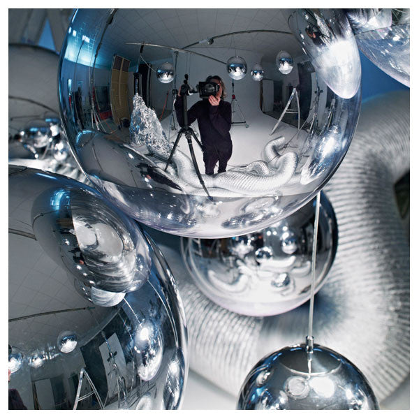 Mirror Ball 25 Pendant - Vertigo Home