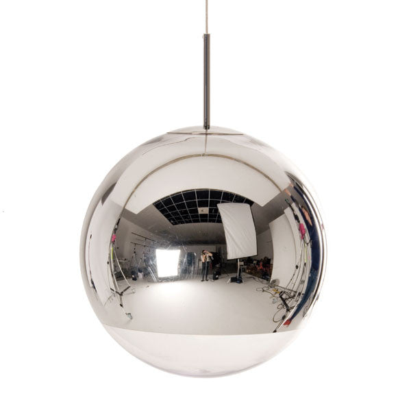 Mirror Ball 50 Pendant - Vertigo Home