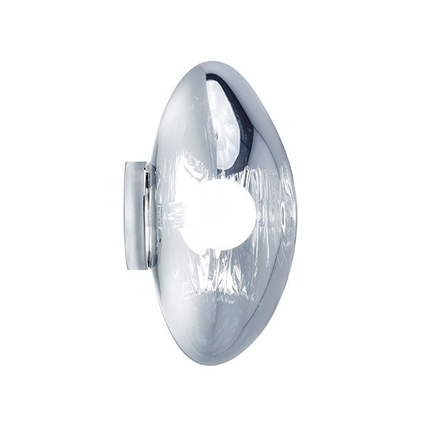 Melt Surface Light in Chrome by Tom Dixon