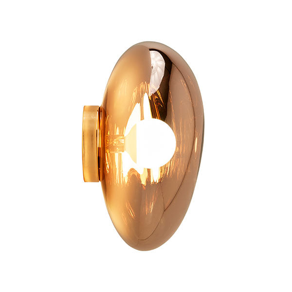 Melt Surface Light in Copper by Tom Dixon