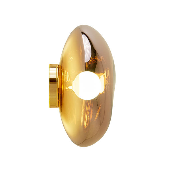 Melt Surface Light in Gold by Tom Dixon