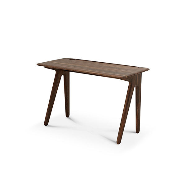 Slab Individual Desk Small Fumed by Tom Dixon