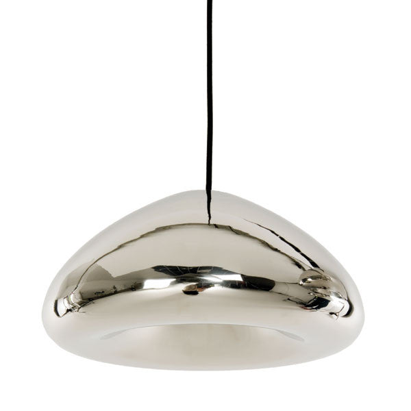 Void Steel Pendant - Vertigo Home