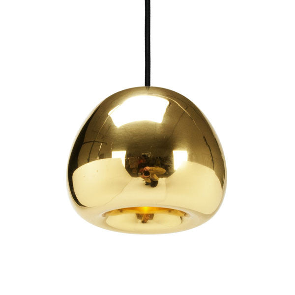 Void Mini Brass Pendant - Vertigo Home