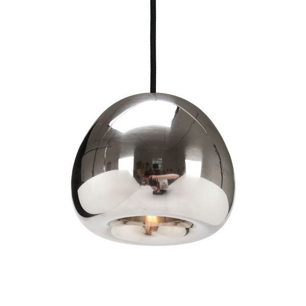 Void Mini Steel Pendant - Vertigo Home