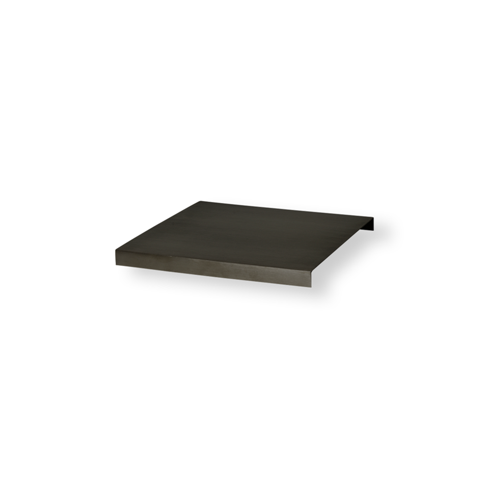 Tray for Plant Box - Black Brass by Ferm Living