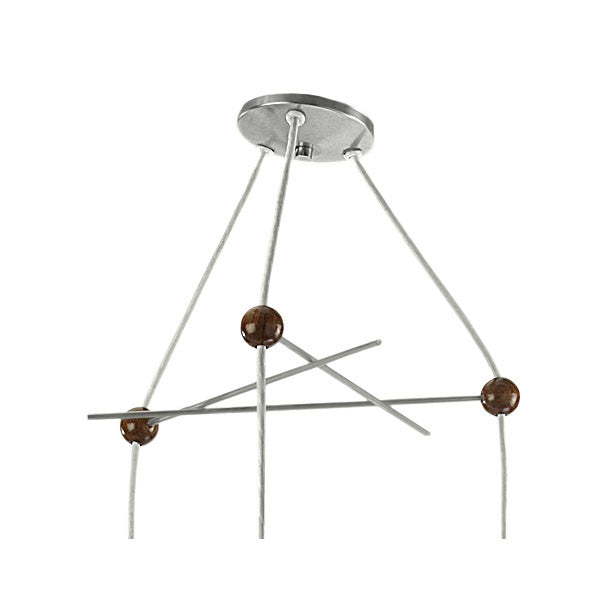 Triple Bubble Lamp Fixture - George Nelson - Modernica at www.vertigohome.us