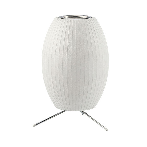 Cigar Bubble Lamp with Tripod Stand - George Nelson - Modernica - Vertigo Home