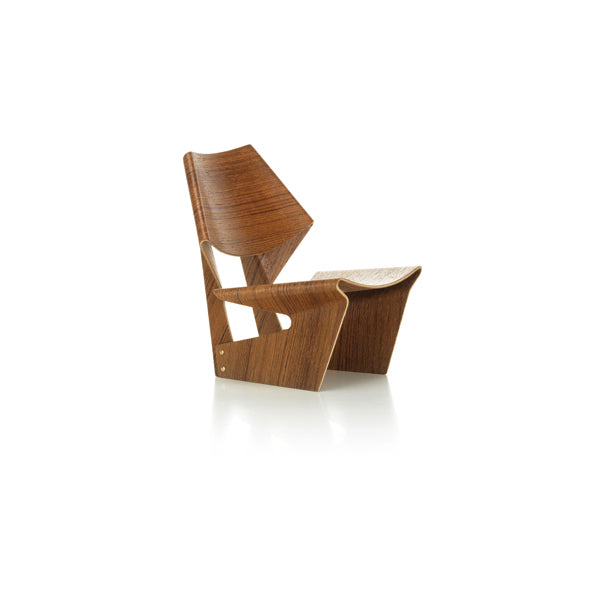 Vitra Miniature Jalk GJ Laminated Chair