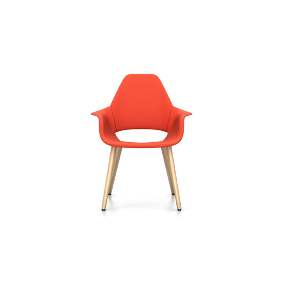 Eames & Saarinen Organic Chair - Hopsak Fabric by Vitra