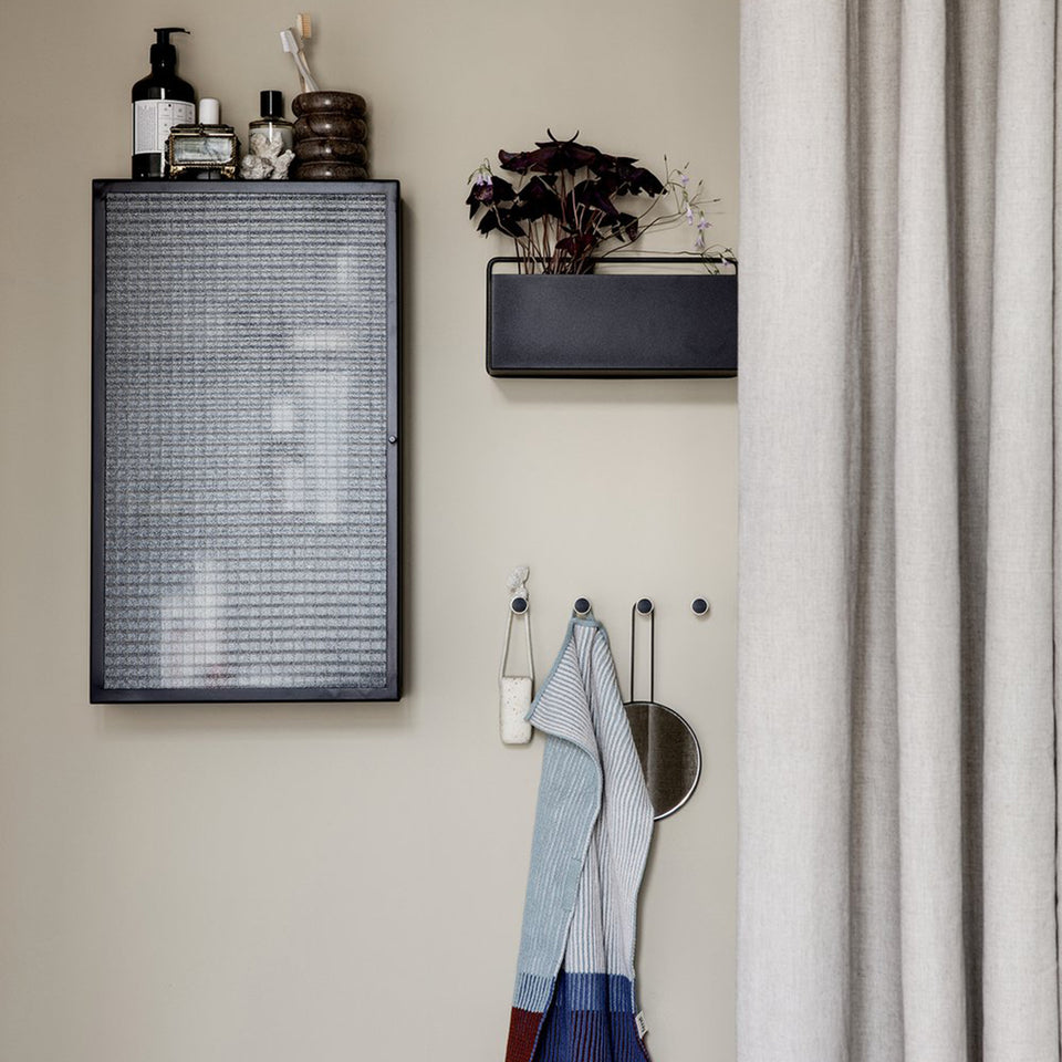 Wall Box Rectangle - Light Grey by Ferm Living
