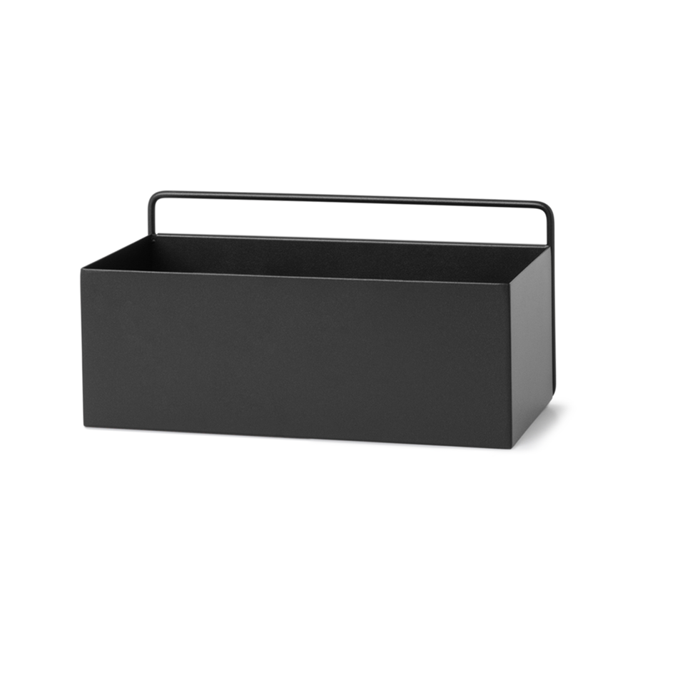 Wall Box Rectangle - Black by Ferm Living